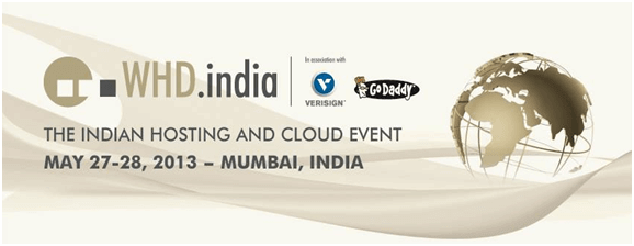 What: WHD.india | Where: Mumbai, India | When: May 27-28th, 2013